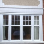 Sash windows in Clapham