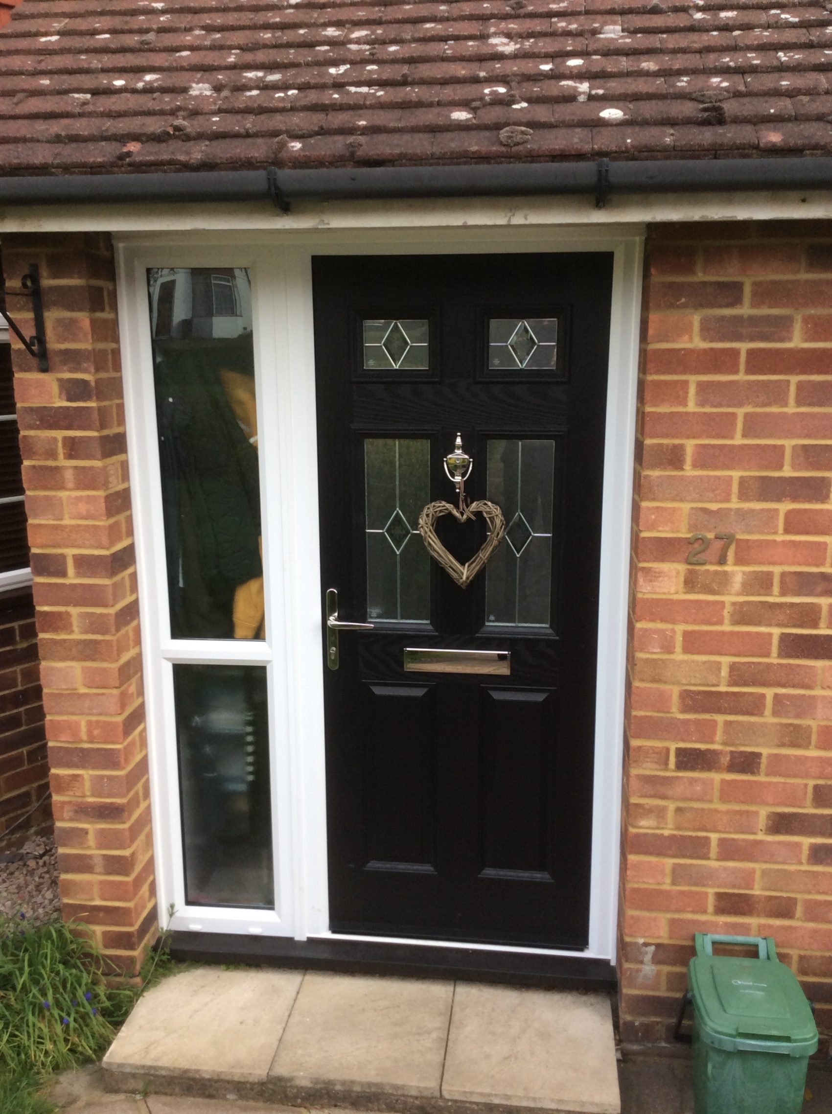 Choose the right composite front door