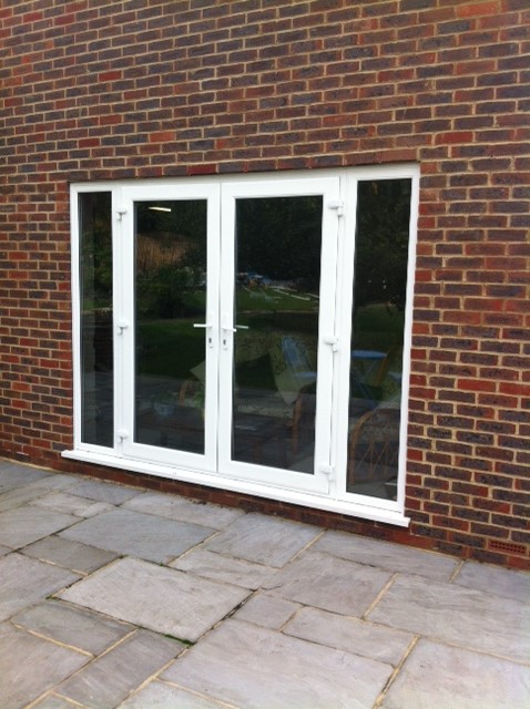 Composite French Patio Front Doors In Surbiton Supply Fit