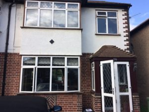 Windows in Worcester Park