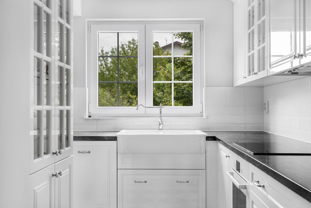 Window design experts - Choose the best windows for your kitchen extension