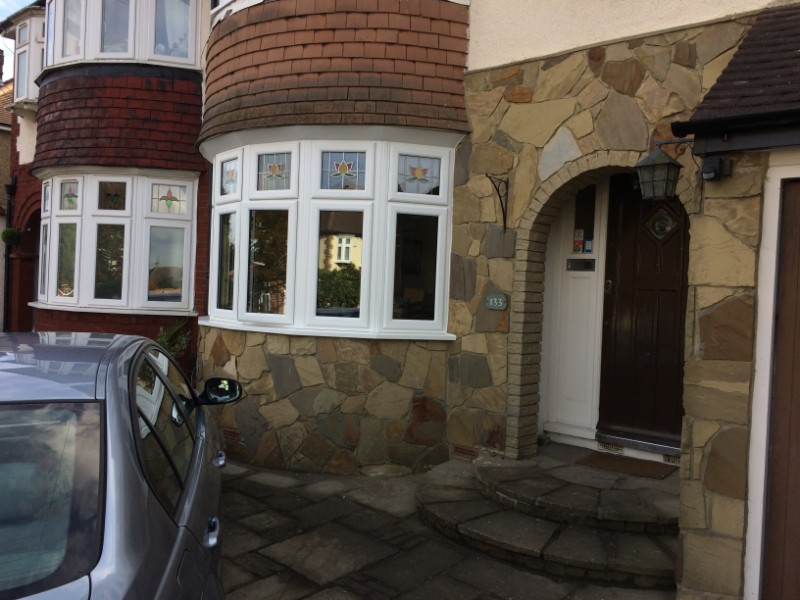 Beautiful and durable aluminium windows supplied and installed in New Malden