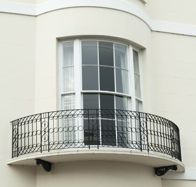 Why choose bow windows for your living space?