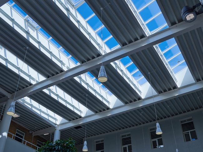 What are awning windows?